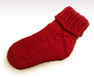 детские носки спицами схемы