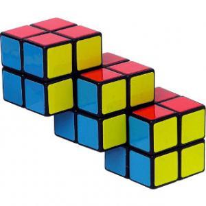 как сделать кубик рубика 2х2