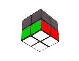 алгоритм сборки кубика рубика 2х2