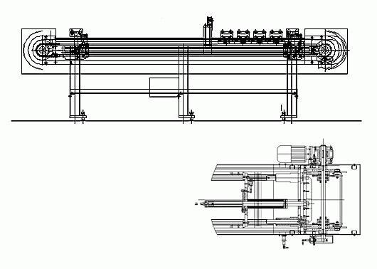 Типы скребковых конвейеров по назначению авито транспортер т4