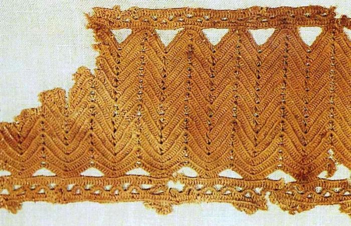 Многовековая история вязания крючком