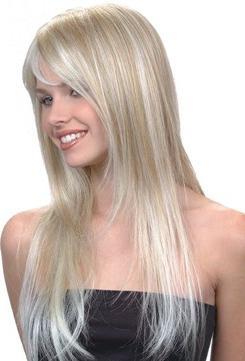редкие волосы фото длинные