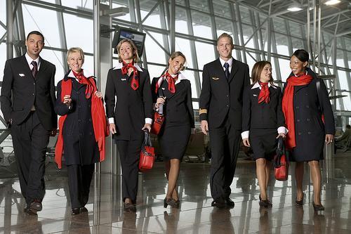 Профессии связанные с аэропортами