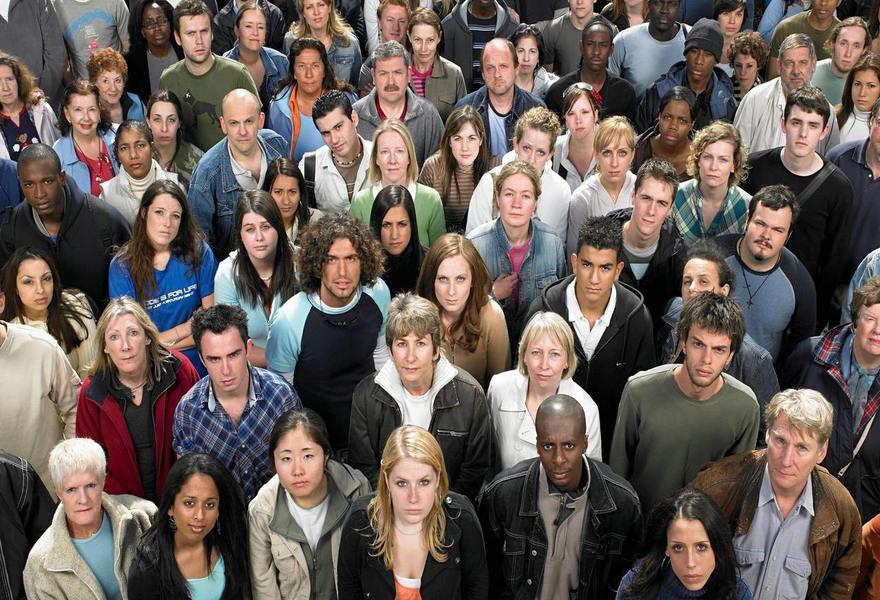 Сходка это собрание большого количества людей