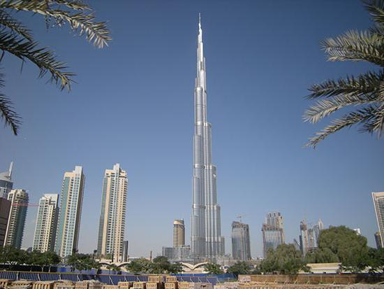 Список самых высоких зданий и сооружений мира — Википедия