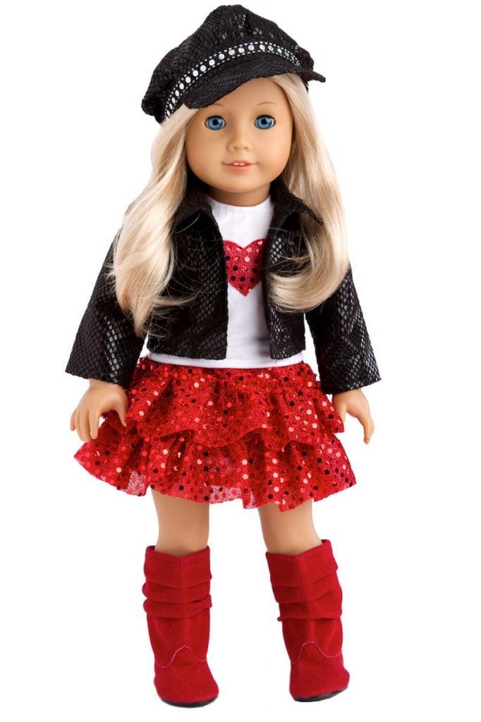 кофта куклы