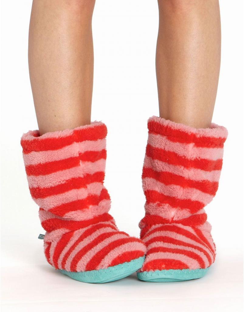 Выкройка носков из флиса и советы по изготовлению