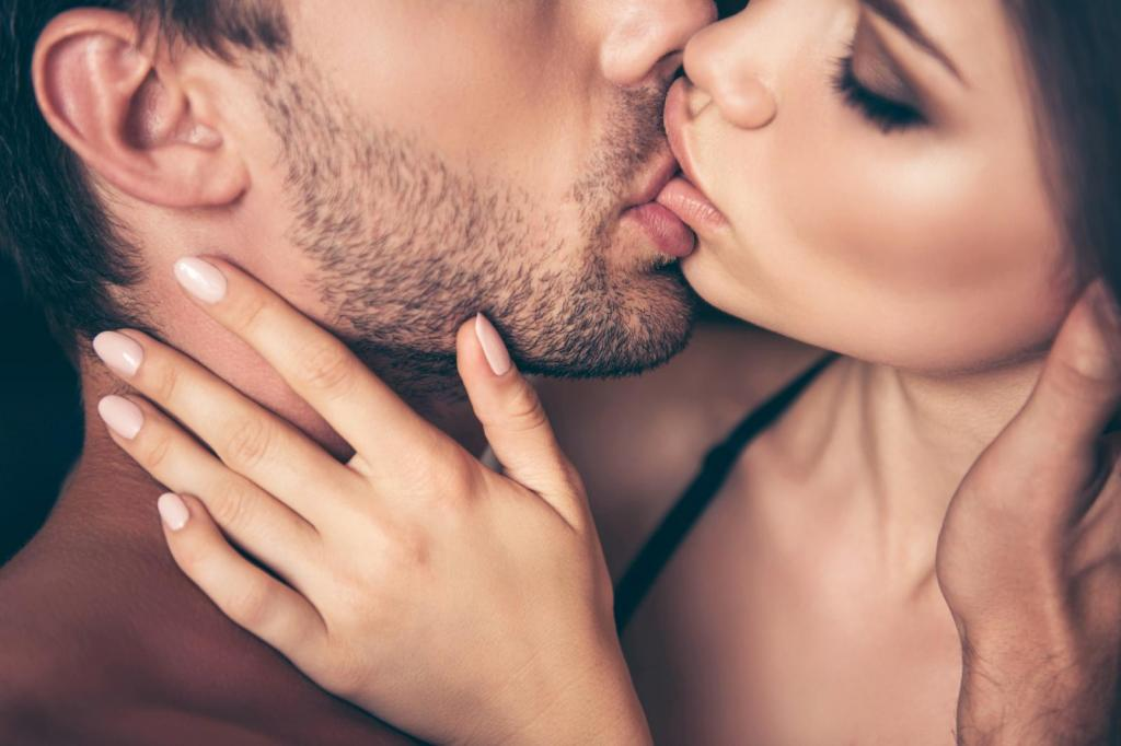 Как правильно целоваться? Французский поцелуй — простые и важные советы