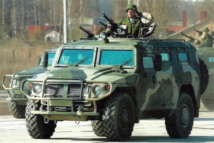 Вооружение армии рф