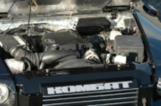 Т98 Комбат технические характеристики