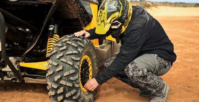 вездеходы на шинах низкого давления своими руками