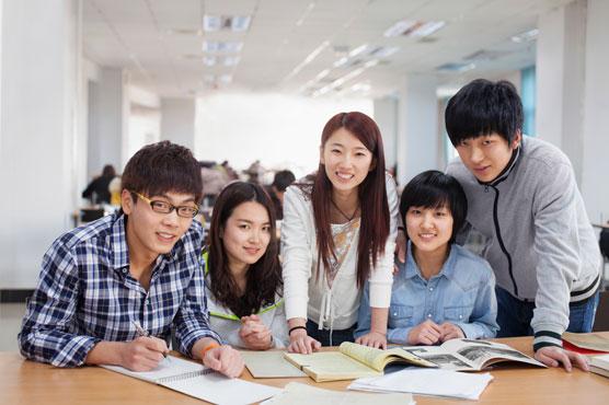 Students China