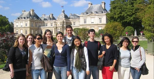 Students France