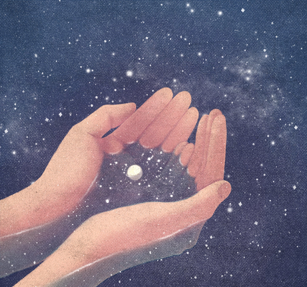 если звезды то в руках картинки самые