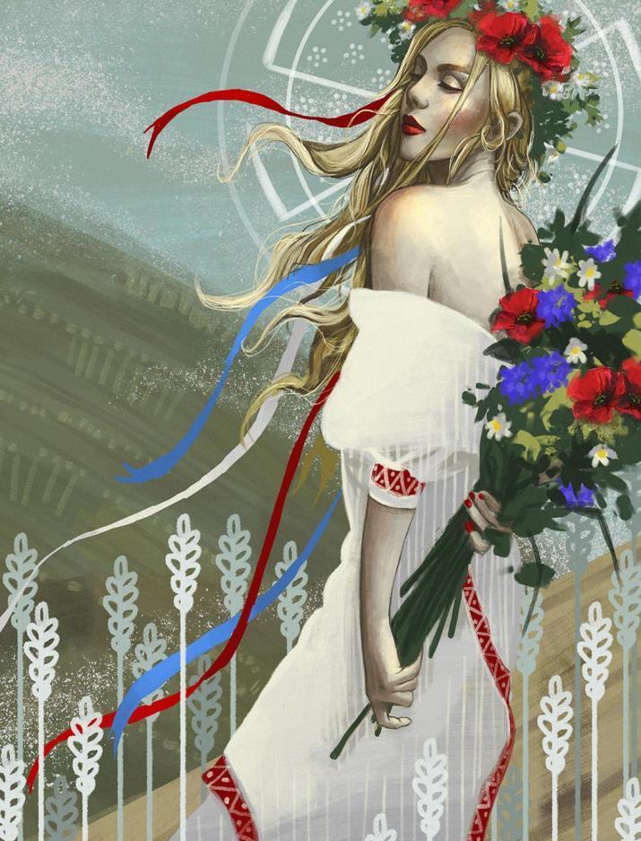 Goddess Devana.