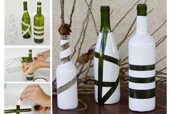 бутылки своими руками