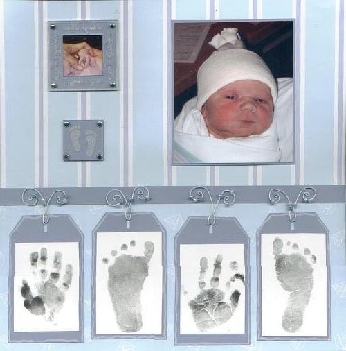 подарок новорожденному своими руками