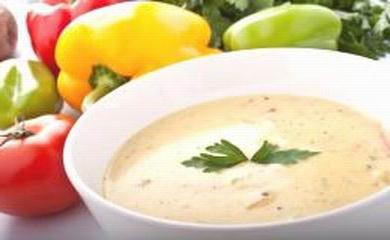 крем суп пюре рецепт с курицей и