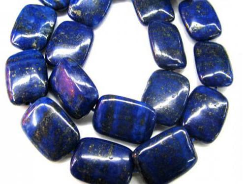 Азурит (камень): свойства магические и лечебные