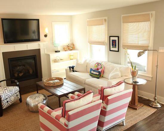 идеи дизайна для маленькой квартиры
