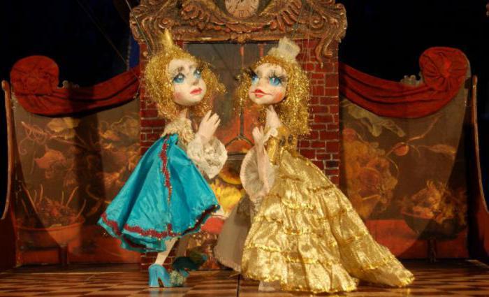 театр кукол ростов