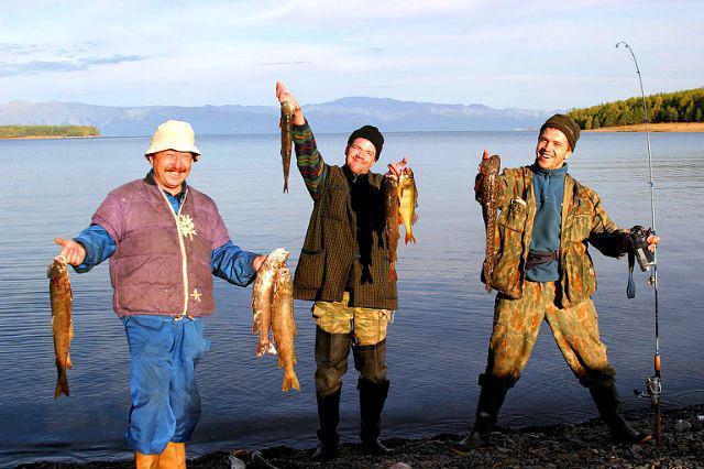 озеро байкал рыбалка на сига