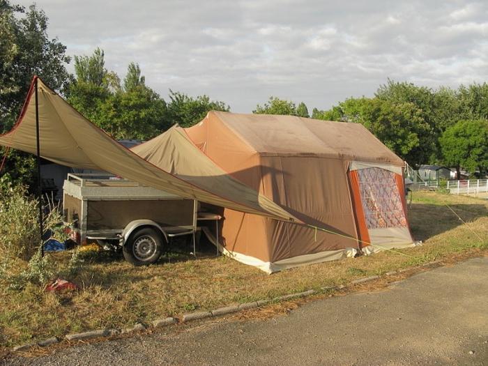 прицеп палатка цена