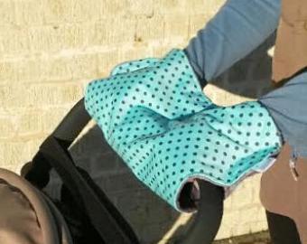 муфта на ручку коляски