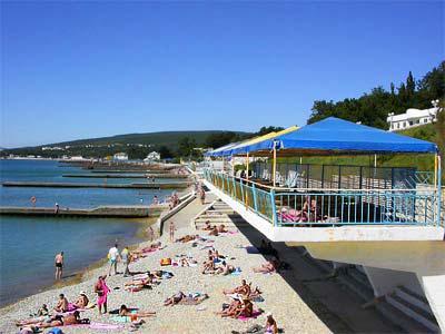 Дивноморское пляжи фото описание