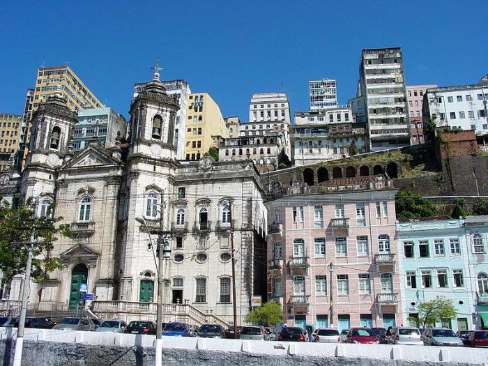 время в сальвадоре бразилия