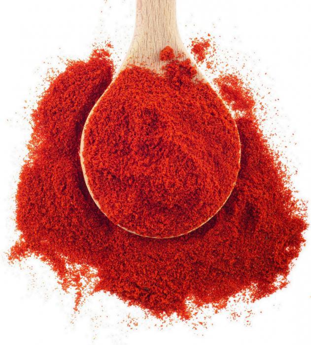 красный перец польза и вред для похудения