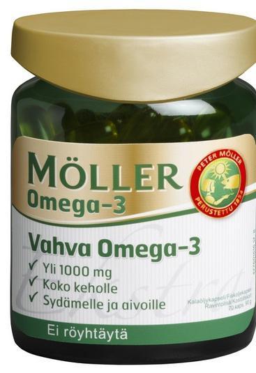 финские витамины омега