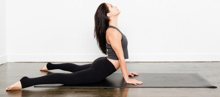 Упражнения для спины при грыже