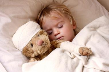 глицин ребенку