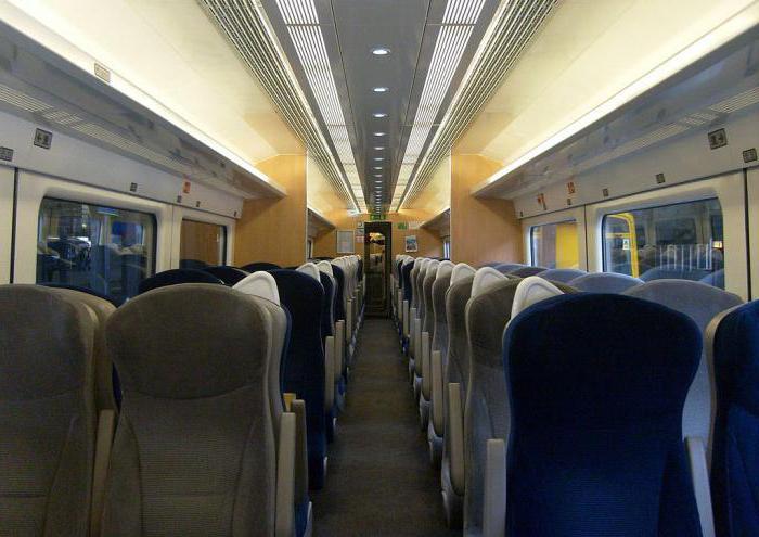 схема сидячего вагона 2с ржд