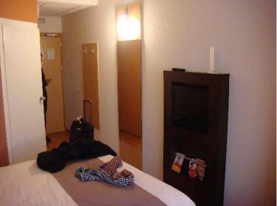 отель ибис москва центр бахрушина