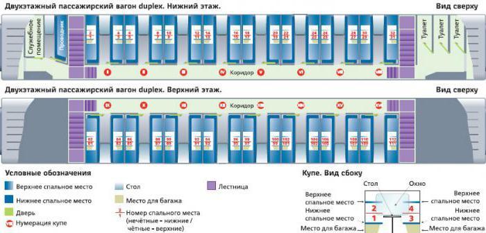 двухэтажный поезд москва санкт петербург отзывы