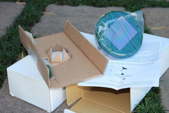 ультразвуковой отпугиватель от мышей на солнечных батареях