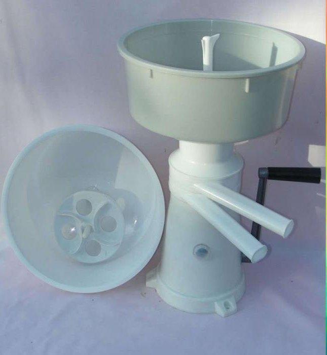сепараторы для молока