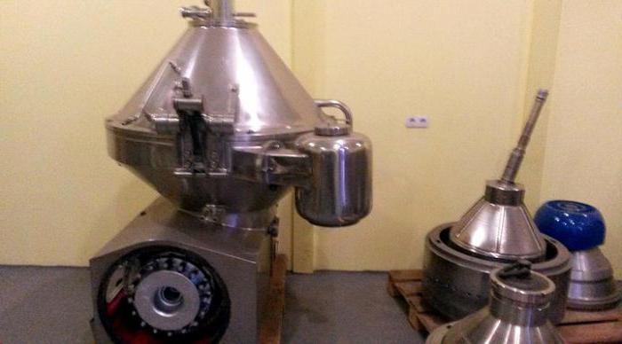 сепаратор для молока бытовой