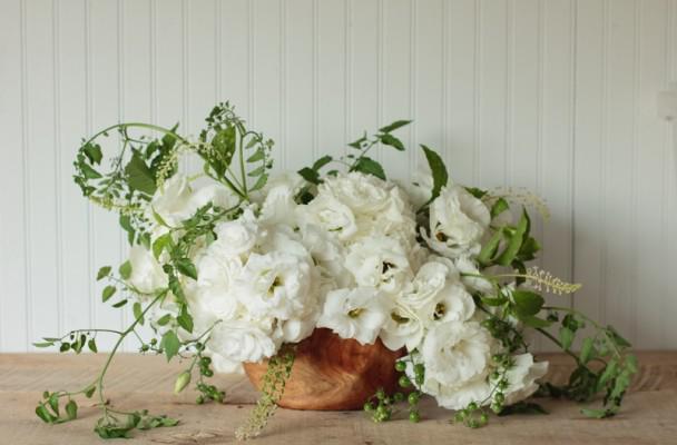 Цветы лизиантус