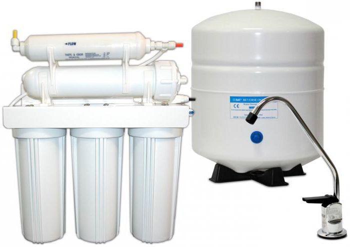фильтр для умягчения воды бытовой