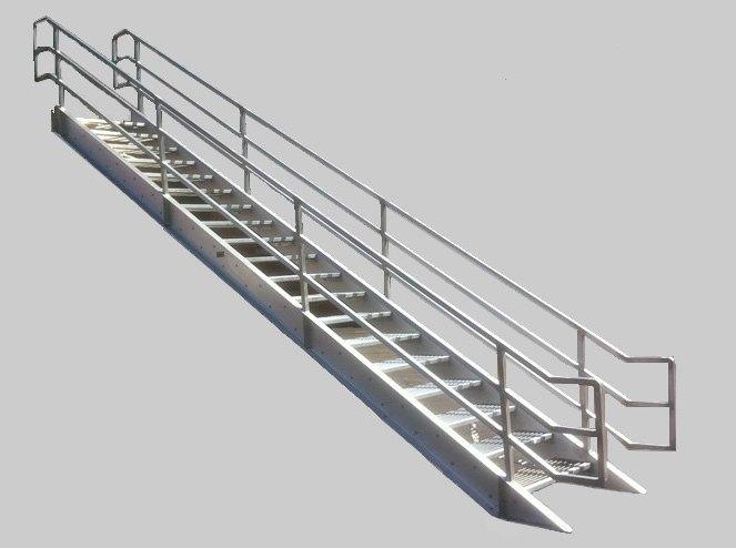 наружная лестница на второй этаж