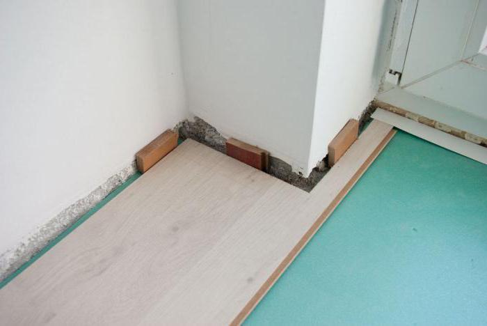 Как положить ламинат в квартире