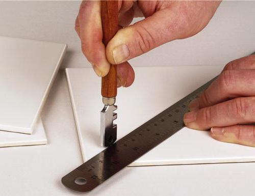 Чем резать кафельную плитку в домашних условиях