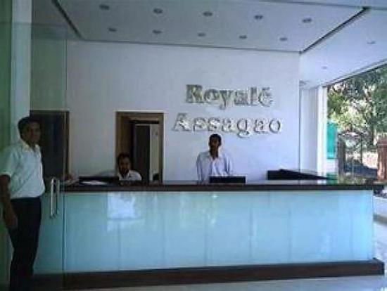 the royale assagao resort 3 индия vagator