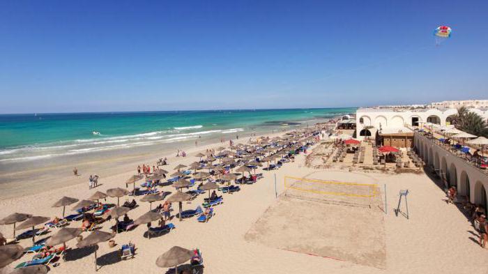 тунис джерба отель хомере 3