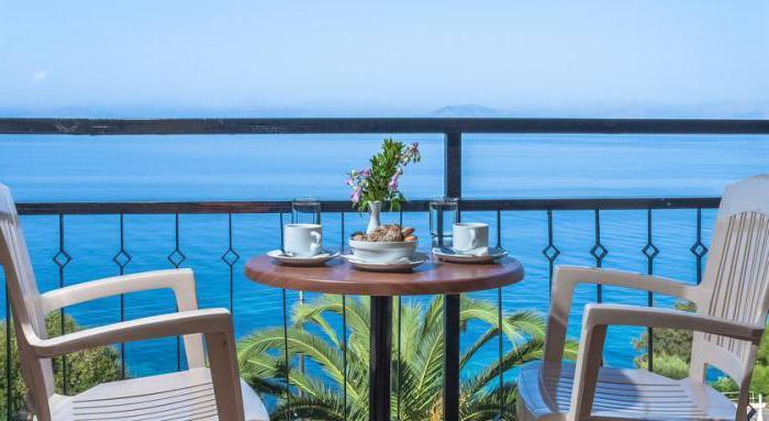 belvedere hotel беницес 3 греция о корфу