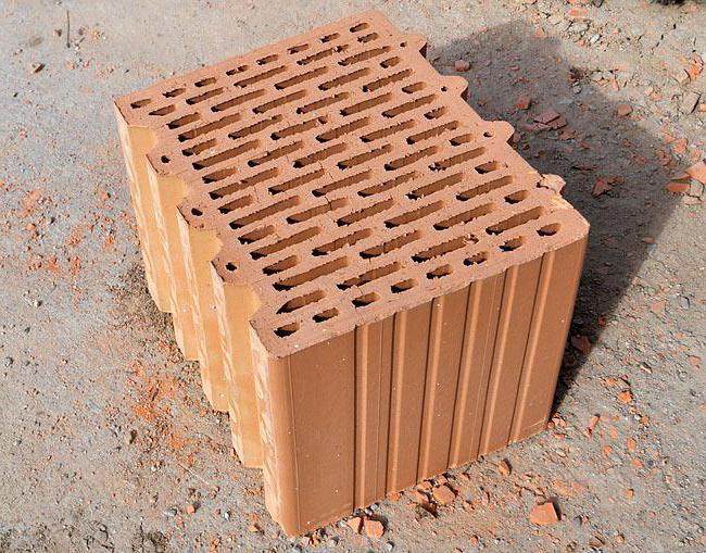 теплопроводность бетона и кирпича