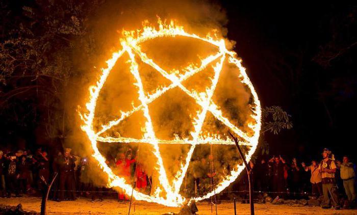 сатанизм это